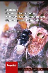 Cubierta para Protocolo de cría y liberación de Tamarixia radiata (Waterston) (Hymenoptera: Eulophidae)