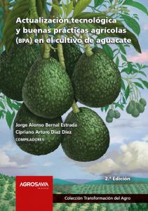 Cubierta libro Actualización Aguacate