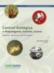 Cubierta para Control biológico de fitopatógenos, insectos y ácaros: Agentes de control biológico